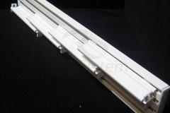 Četvorokanalne panelne zavese bez mehanizma