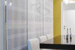 Petokanalne panelne zavese  sa mehanizmom